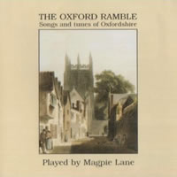 The Oxford Ramble CD cover