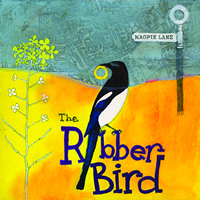The Robber Bird CD cover - click for full size